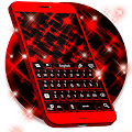 Keyboard Red APK for Bluestacks