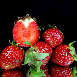 Strawberry  by Asif Bora - Food & Drink Fruits & Vegetables