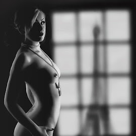 from paris with love by Paul Hudson - Nudes & Boudoir Artistic Nude