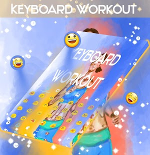 Workout Keyboard - screenshot