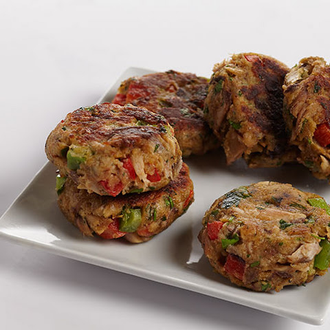 Mackerel Patties