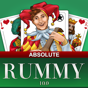 Cover art Absolute Rummy 10