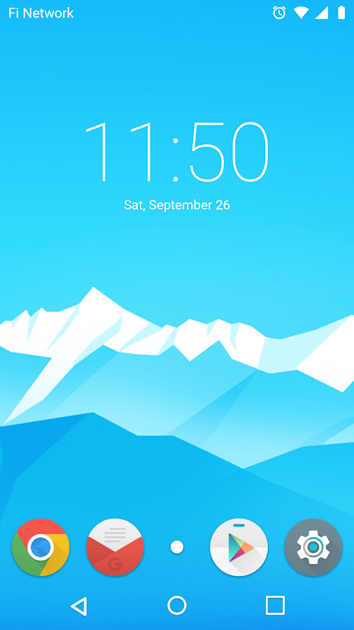 Quantum Dots - Icon Pack Screenshot 5
