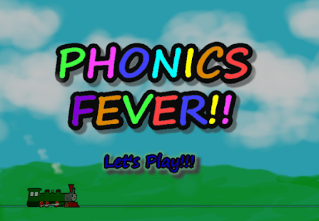 Phonics Fever - screenshot