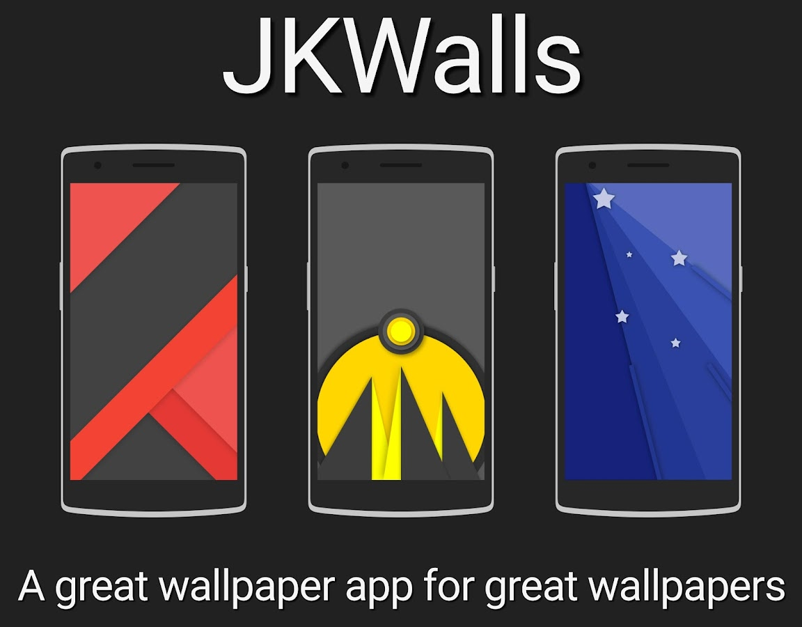 JKWalls - Wallpaper Pack Screenshot 0