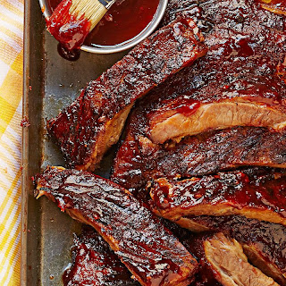 Guy's St. Louis Ribs with Tequila BBQ Sauce