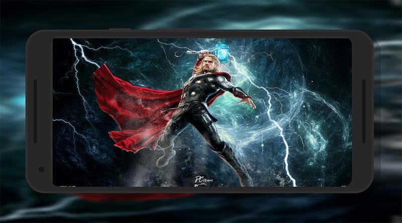 Superhero wallpapers and photos - Superhero photos Screenshot 17