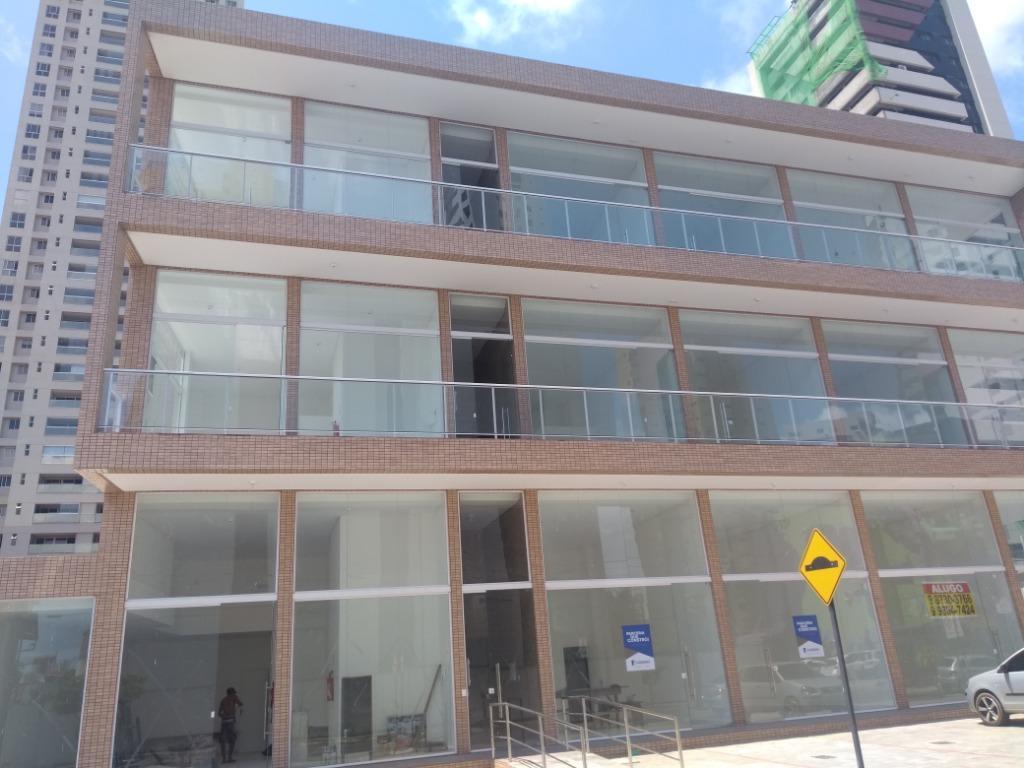 Andar Corporativo para alugar por R$ 2.500/mês - Manaíra - João Pessoa/PB