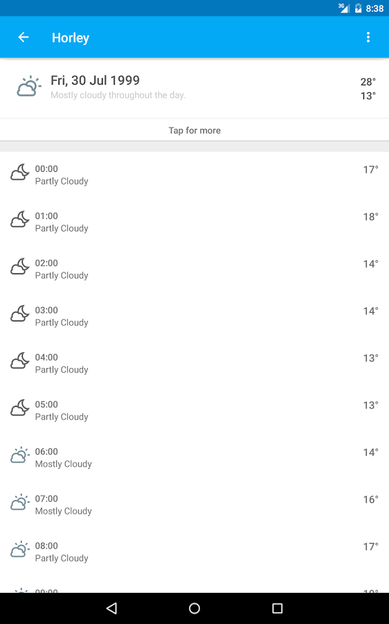 Forecast - Weather & Widgets Screenshot 16