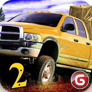 Mountain Cargo Truck Offroad 2
