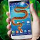 Snake in Screen Prank