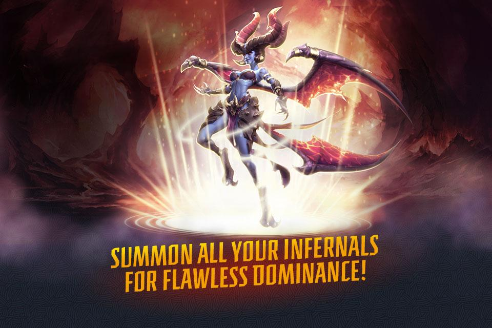 Infernals - Heroes of Hell Screenshot 3