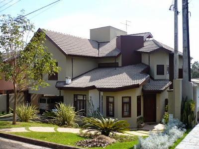 Casa com 4 dormitórios à venda, 512 m² por R$ 2.550.000 - Condomínio Estância Marambaia - Vinhedo/SP