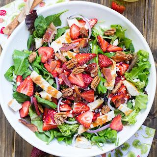 Strawberry Fields Salad Recipes