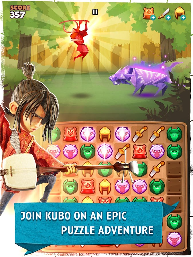 Kubo: A Samurai Quest™ Screenshot 5