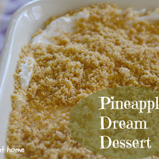 Pineapple Dream Dessert