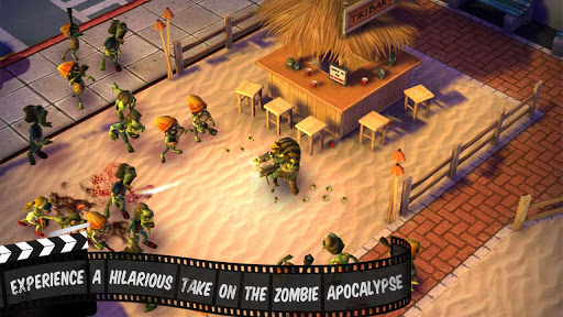 Zombiewood – Zombies in L.A! screenshot 2