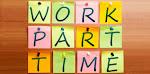 Part time jobs/full time jobs