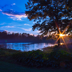 The Starlight Sunset by Thomas Vasas - Landscapes Sunsets & Sunrises ( sunsets, scenics, travel, landscapes,  )