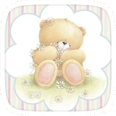 Download Bear friends Theme APK for Android Kitkat