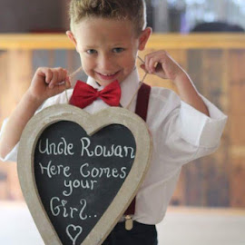ring bearer by Odette Ashby - Wedding Other ( love, ring, sweet, wedding, romantic )
