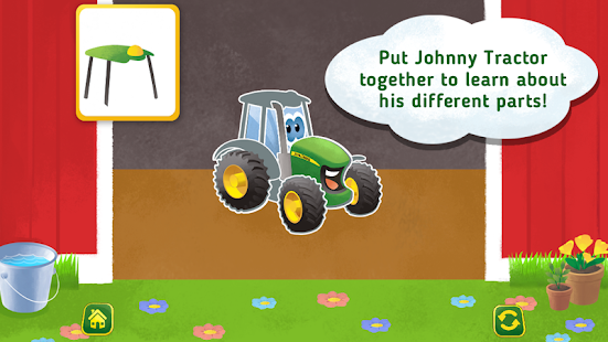 Johnny Tractor's County Fair - screenshot