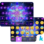 Sparkle Lotus Kika Keyboard 2.0 Apk
