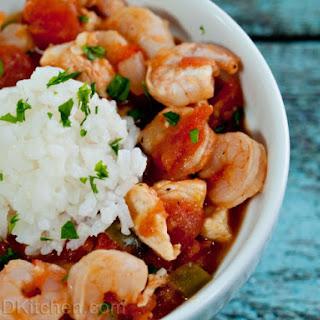 Chicken Shrimp Recipes