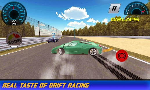 Sports Car Drift Racing 2017 - screenshot