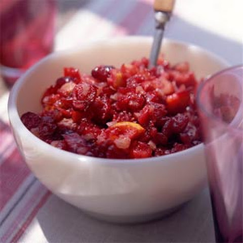 Cranberry Orange Relish With Grand Marnier Recipes | Yummly