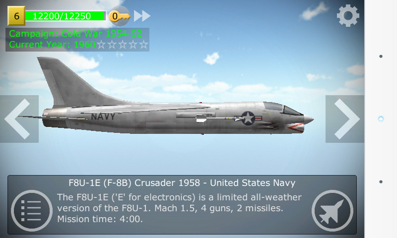 Strike Fighters (Pro) Screenshot 3