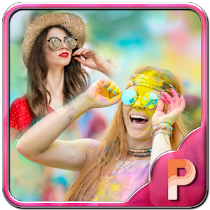 Holi Photo Frames for PC-Windows 7,8,10 and Mac