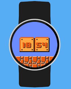 Super 8 Bits Watch