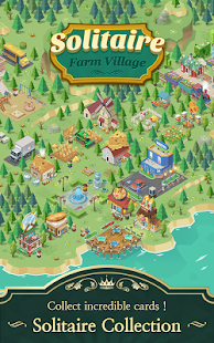 Solitaire Farm Village - solitaire collection for pc