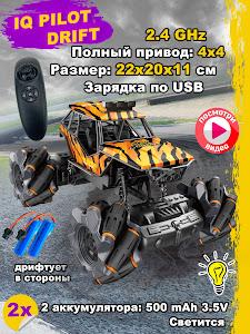 """Машинка на радиоуправлении, серии """"Город игр"""",GD-11640"""