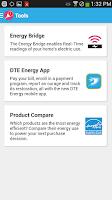 Screenshot of DTE Insight