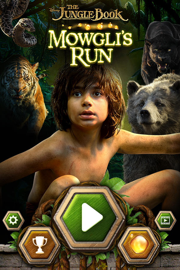 The Jungle Book: Mowgli's Run Screenshot 9