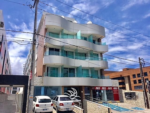Flat residencial à venda, Manaíra, João Pessoa - FL0080.