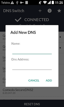 DNS Switch - Unlock Region Restrict APK screenshot thumbnail 3