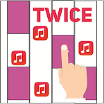 Piano Tap KPOP Twice 2018 Icon