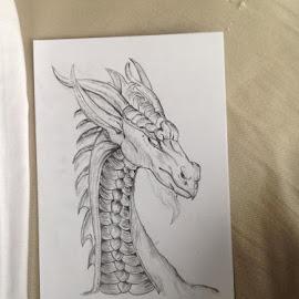 :) by Mrunalee PaTel - Drawing All Drawing