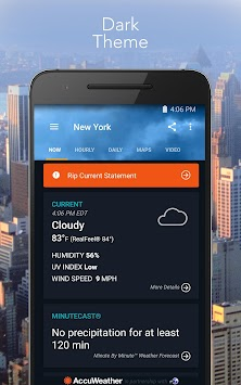 AccuWeather Platinum APK screenshot thumbnail 7