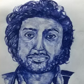 by Pritam Bhowmick - Drawing All Drawing