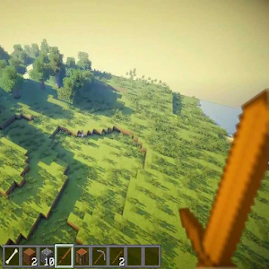 Shaders Minecraft:MCPE