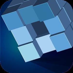 Cover art Grey Cubes: 3D Brick Breaker