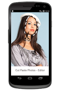 Cut Paste Photos Editor - screenshot