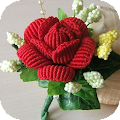 App The Beautifful Crochet Flowers apk for kindle fire