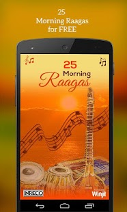 25 Morning Raagas - screenshot
