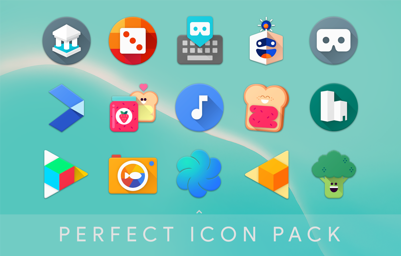 Perfect Icon Pack Screenshot 1