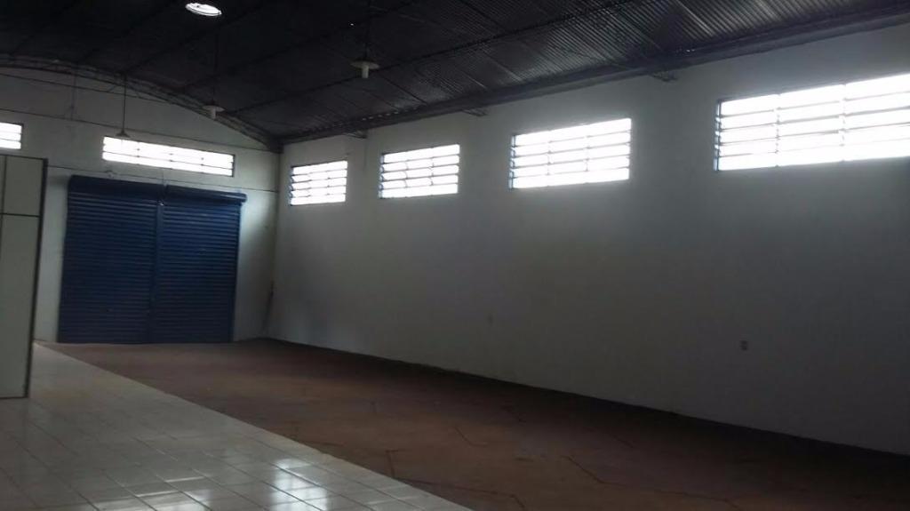 Galpão comercial à venda, Campos Elíseos, Ribeirão Preto.